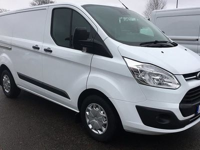 begagnad Ford Custom Transit2.0 TDCi Euro 6 2017, Transportbil 175 000 kr