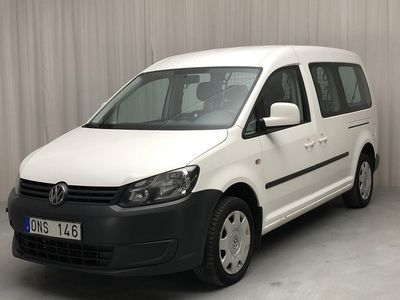 gebraucht VW Caddy Maxi MPV 1.6 TDI (102hk)