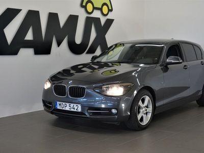 begagnad BMW 120 d 5-door Steptronic