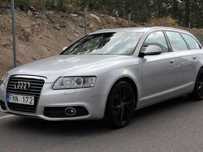 begagnad Audi A6 Avant 2.0 TDI Sport, S-Line 136hk AUT -10