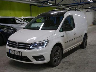 begagnad VW Caddy 1.4 TSI DSG Edition 35 SE SPEC (125 HK)