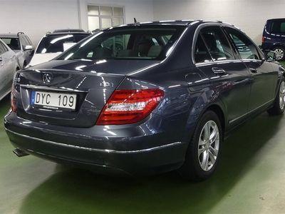 begagnad Mercedes C220 CDI Avantgarde Värmare