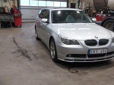 begagnad BMW 525 d Touring