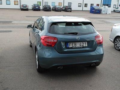 begagnad Mercedes A180 CDI/SVENSKSÅLD/SOM NY
