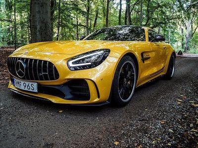 begagnad Mercedes AMG GT R - Benz/ Demobil