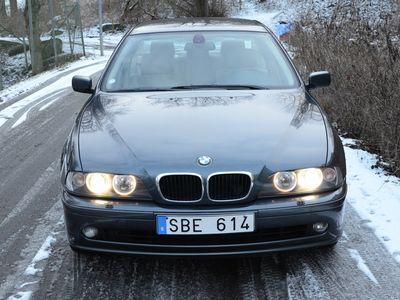 begagnad BMW 530 2001