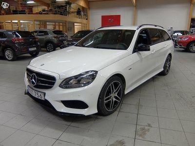 brugt Mercedes E220 BlueTEC 9G-Tronic AMG Sport Euro 6 (Navi)