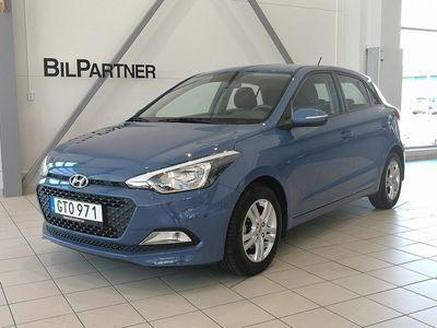 brugt Hyundai i20 5DR 1,4 100HK COMFORT AUT
