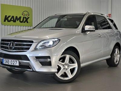 begagnad Mercedes ML350 SÖNDAGSÖPPET 27/10 Aut 4Matic AMG D-värm Drag (258hk)