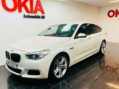 begagnad BMW 520 Gran Turismo d M-Sport Drag Navi Euro6 2014, Halvkombi Pris 239 900 kr