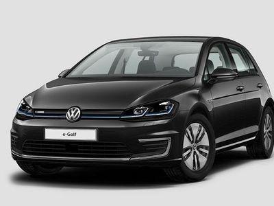 begagnad VW Golf E- Förarassistanspaket