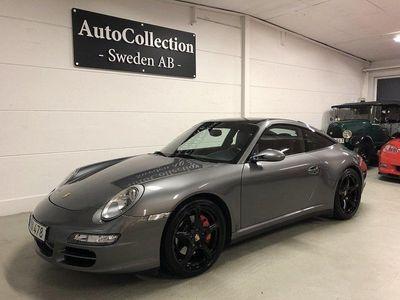 begagnad Porsche 911 4S Targa