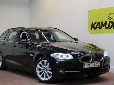 begagnad BMW 525 d Touring xDrive Skinn Nyservad S&V-hjul