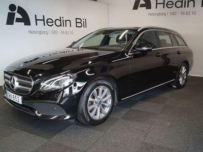 begagnad Mercedes 220 E-KLASSd Avantgarde 9G-Tronic Euro 6 194hk