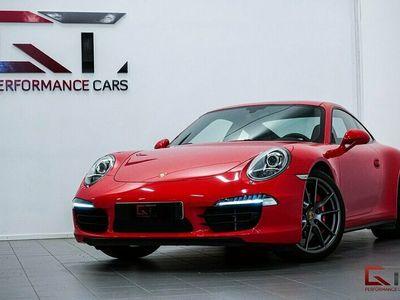 begagnad Porsche 911 Carrera 4S PDK Sport Chrono Sv-Såld Se Spec