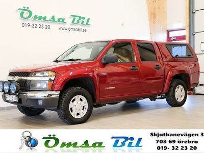 begagnad Chevrolet Colorado Crew Cab 3.5 4WD AUT 223 HK