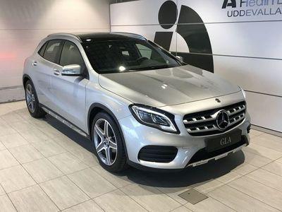 usata Mercedes GLA200 Demobil, SE Edition, AMG SKY, Dragkrok, Advantagepaket