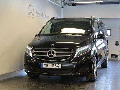 brugt Mercedes V250 V-KLASSAvantagarde / 8-Sits / Euro 6 / 190 hk