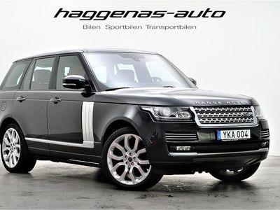 begagnad Land Rover Range Rover SDV8 / Autobiography / 340hk