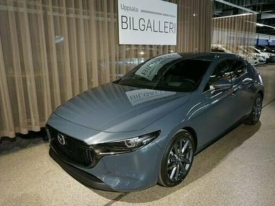 begagnad Mazda 3 3HB 2.0 AWD Sky 2020, Halvkombi Pris 259 900 kr
