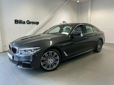 "begagnad BMW 530 d xDrive Sedan   M Sport   Drag   Navi   HiFi   19"""