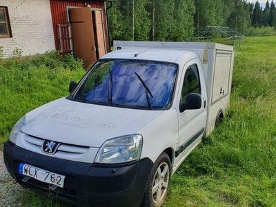 begagnad Peugeot Partner Van Boxline 2.0 HDi