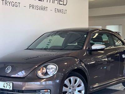 gebraucht VW Beetle 1.2 TSI Manuell, 105hk, 201 -12