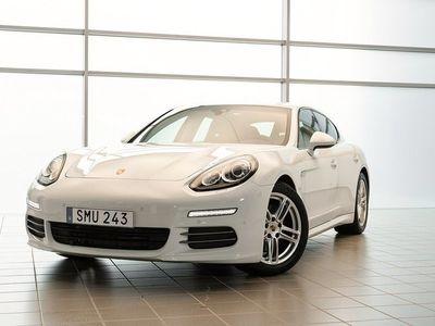 begagnad Porsche Panamera 4 Edition 310 hk - 1 ägare