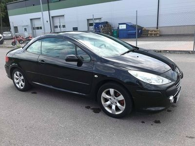 begagnad Peugeot 307 CC 2.0 HDi Lågmil, VRAKPRIS!