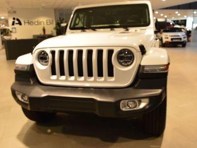 begagnad Jeep Wrangler Unlimited 2.0 eTorque 4WD Autom -19