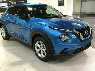begagnad Nissan Juke N-Connecta