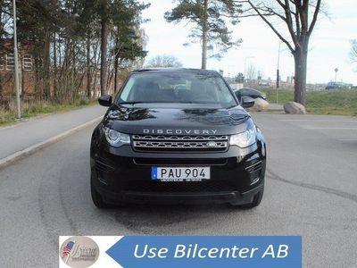 begagnad Land Rover Discovery Sport 2.0 4x4 Sv.Såld Automat Euro 6 180hk
