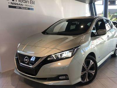 begagnad Nissan Leaf TEKNA MY19 40 KWH LEATHER ULTRASUEDE