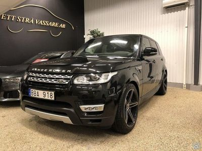 begagnad Land Rover Range Rover Sport 3.0 SDV6 4WD HSE