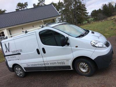 begagnad Opel Vivaro 2.0 CDTI (114hk) -11