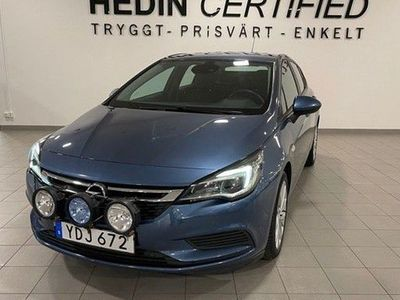 begagnad Opel Astra 1.4T Enjoy Plus 125hk carplay