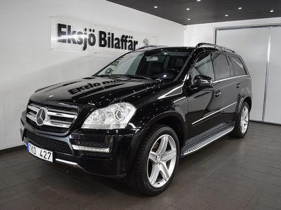 begagnad Mercedes 219 GL Benz 450 CDI 4MATIC AMG Automat 7-sits 2011, Kombi500 kr
