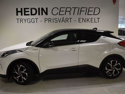 used Toyota C-HR 1,8 HSD Style