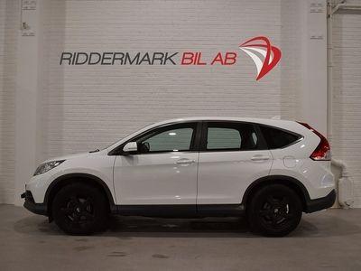 begagnad Honda CR-V 2.0 i-VTEC 4WD 155hk|M-VÄRM|DRAG