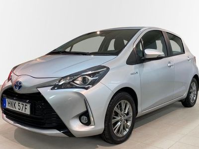 begagnad Toyota Yaris Hybrid 1.5 5-D ACTIVE