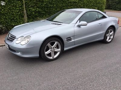 usata Mercedes 500 SL. V-8 m 306hkr -03