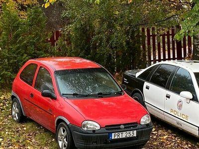 begagnad Opel Corsa 3-dörrar 1.4 60hk (BYTE)
