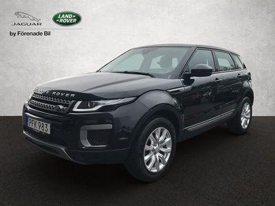 begagnad Land Rover Range Rover evoque 5-dörrar 2.0 TD4 4WD Automat S Euro 6 180hk