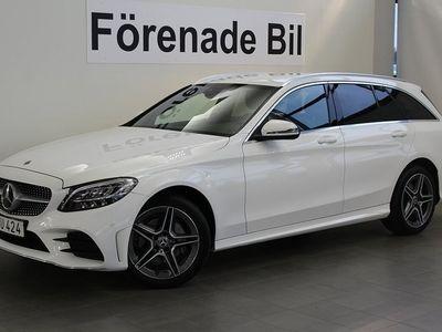 begagnad Mercedes 220 C-KlassD 4M