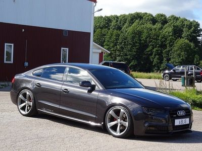 "begagnad Audi A5 2,0Tdi Q S-Line 19""Coils Byte/Avbet"