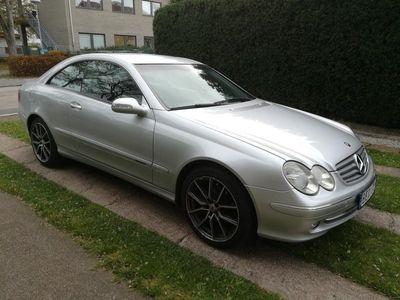 begagnad Mercedes CLK240 - 03 -03
