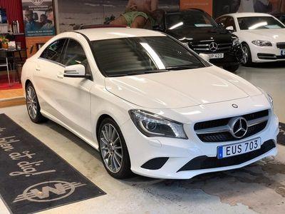 begagnad Mercedes CLA200 7G-DCT Euro 6 156hk