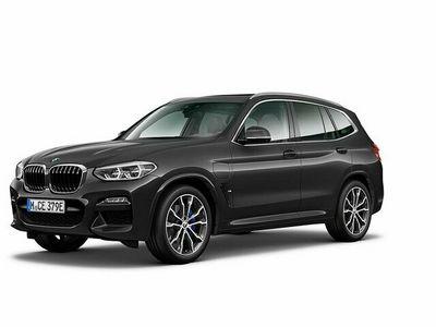 begagnad BMW X3 xDrive30e M Sport Navi Innovation Panorama Hud Drag