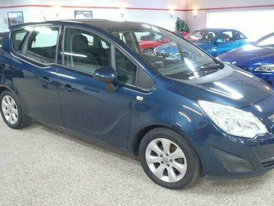 begagnad Opel Meriva 1.3 CDTI ecoFLEX 2011, SUV Pris 49 000 kr