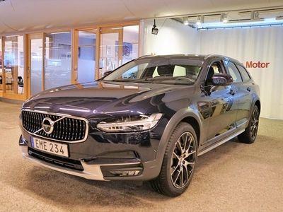 begagnad Volvo V90 CC D4 AWD Pro Edition(SE -19
